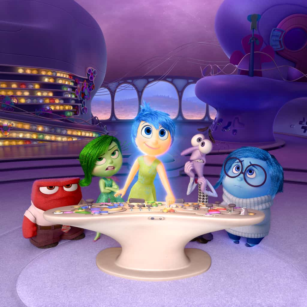 Inside Out Movie Review, Inside Out Review, #InsideOut