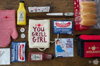 Applegate Cleaner Wiener Girls Who Grill Giveaway!