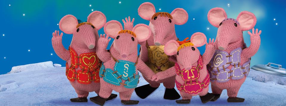 Clangers TV Show, #SproutClangers, preschool TV Shows