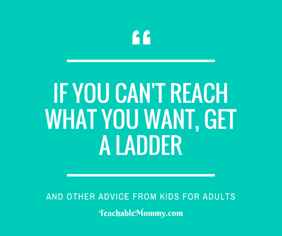 Advice from kids for adults, funny things kid say, Kid Advice