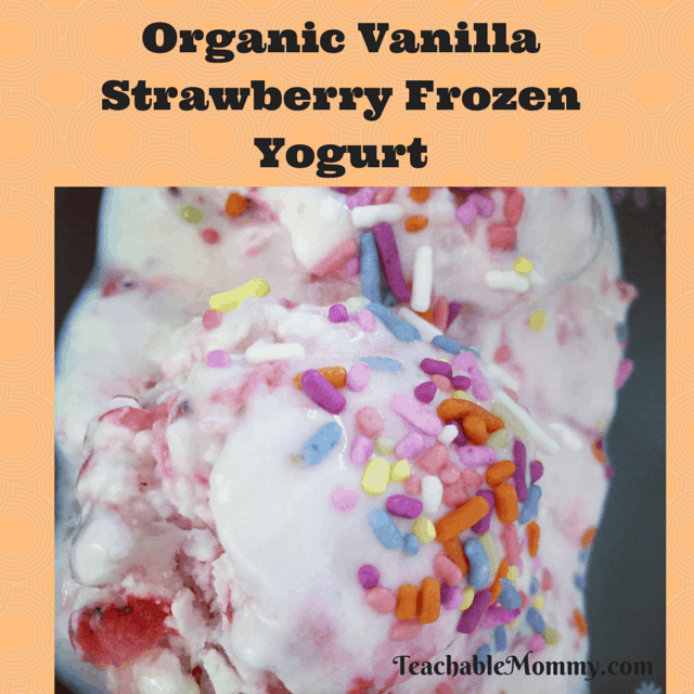 Yalabs! Ice Cream Ball, Frozen Yogurt Recipe, Organic Frozen Yogurt Recipe, Froyo Recipe