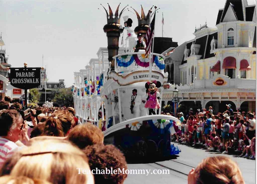 Walt Disney World 1989, #WDIS4U, #DisneySMMC