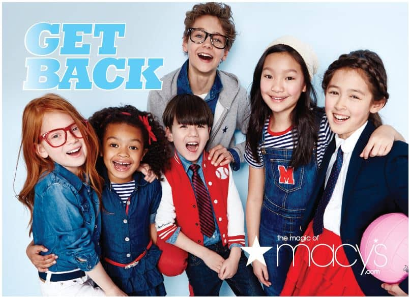 Macy's Back to School Event #ad