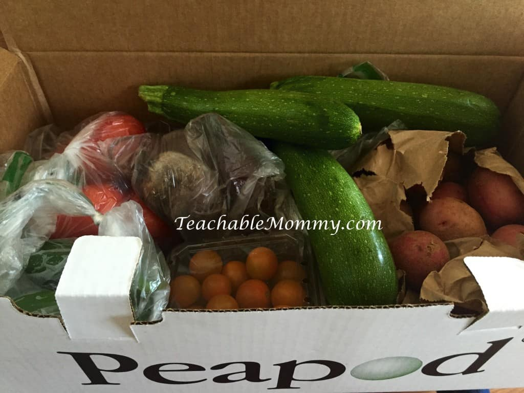 Peapod Online Grocery Shopping, Peapod Giveaway