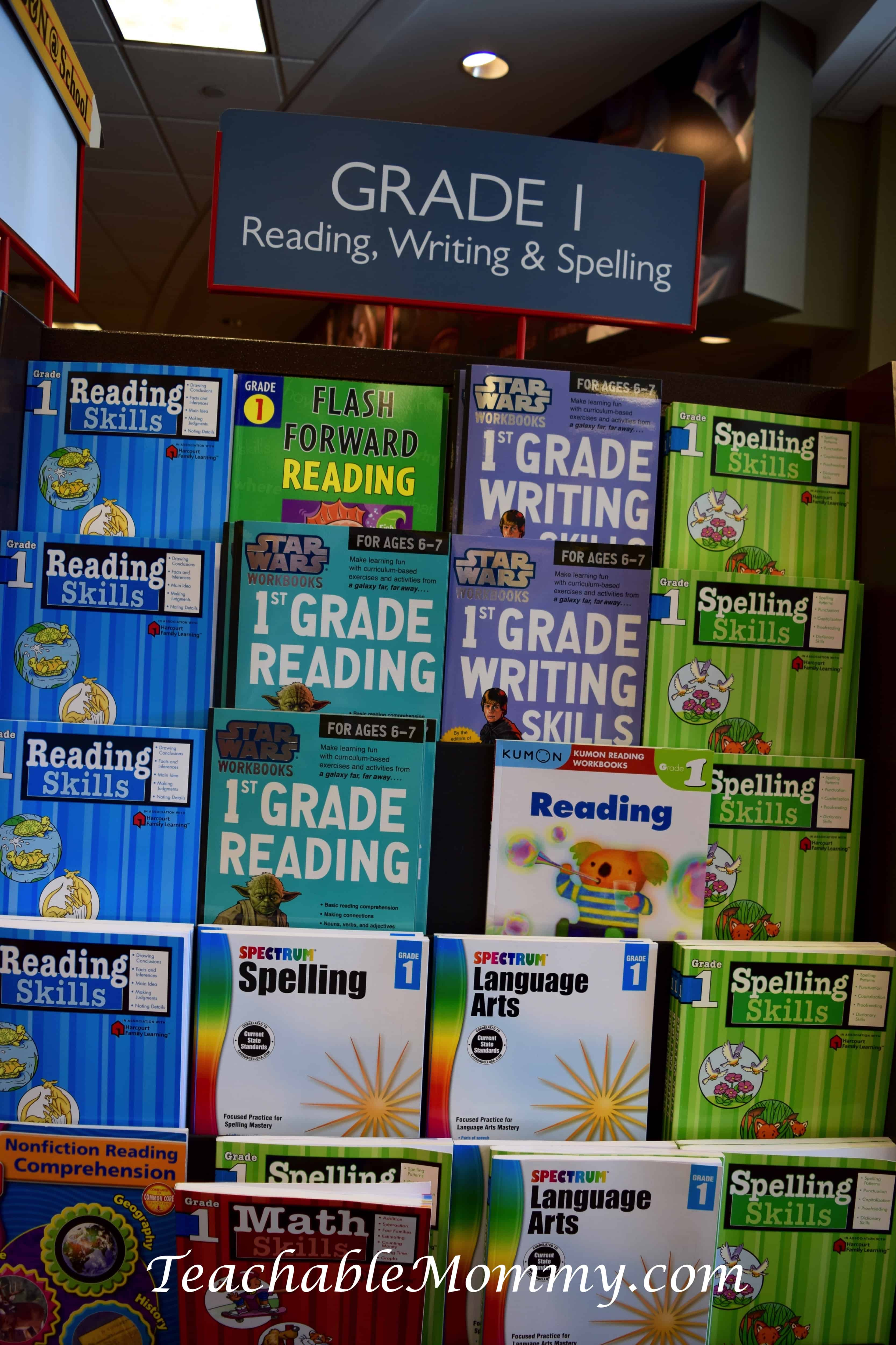 Shop Back to School and Save with Barnes and Noble Teachable Mommy