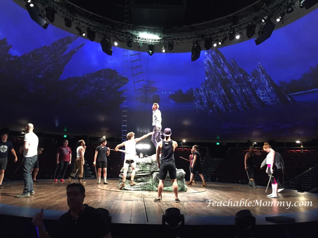 Peter Pan 360 Tour Review, Peter Pan 360, #NeverGrowUp, #PeterPan360
