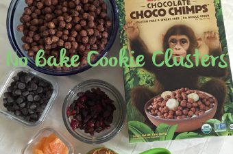 no Bake Cluster Cookies, No Bake Chocolate Cookies, After School Snacks, After School Treats, Back to school snacks