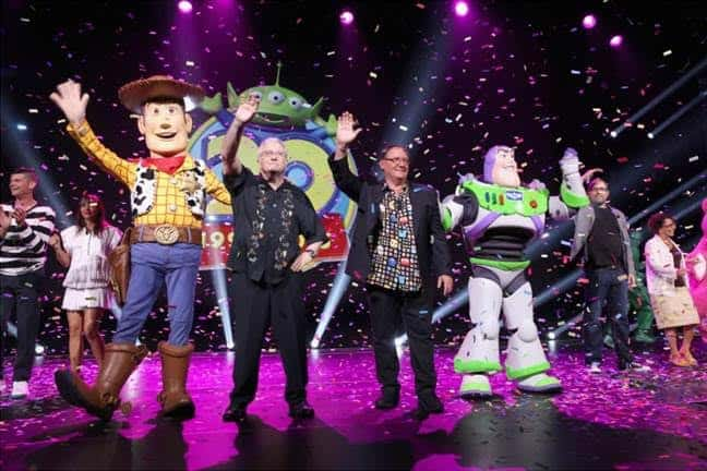 Toy Story 4, #ToyStory4, #D23Expo