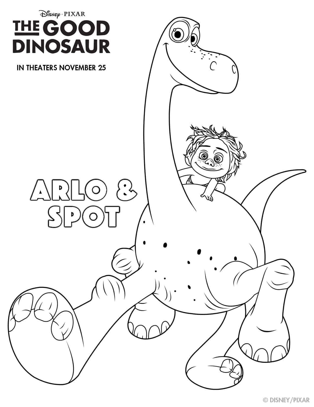 the good dinosaur free printables teachable mommy