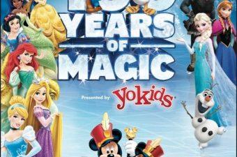 Disney On Ice 100 Years of Magic Fun!