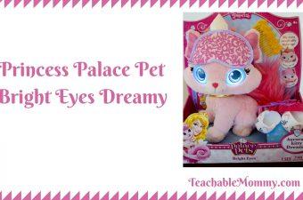 Disney Princess Palace Pet Bright Eyes Dreamy Review, Palace Pets unboxing, Palace Pets review