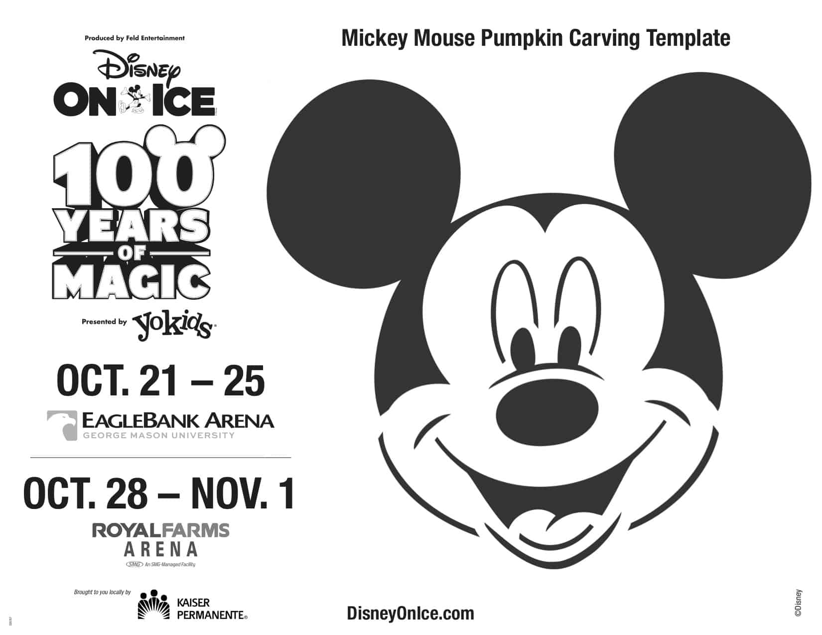 Disney On Ice 100 Years of Magic Fun! - Teachable Mommy