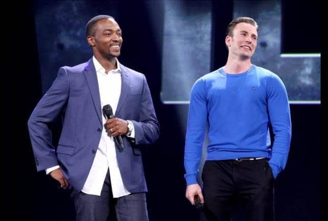 D23 Expo, #D23Expo, Captain America, Captain America Civil War, #CaptainAmerica #CivilWar