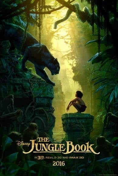 D23 Expo, #D23Expo, The Jungle Book, #TheJungleBook