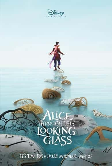 D23 Expo, #D23Expo, Through the Looking Glass, Alice in Wonderland, #DisneyAlice
