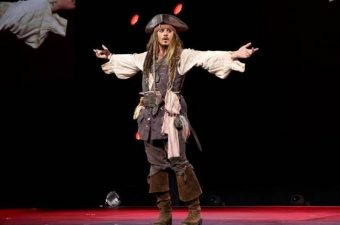 D23 Expo, #D23Expo, Pirates of the Caribbean, Dead Men Tell No Tales, Johnny Depp, #PiratesoftheCaribbean, POTC