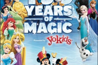 Win Tickets to Disney On Ice 100 Years of Magic!