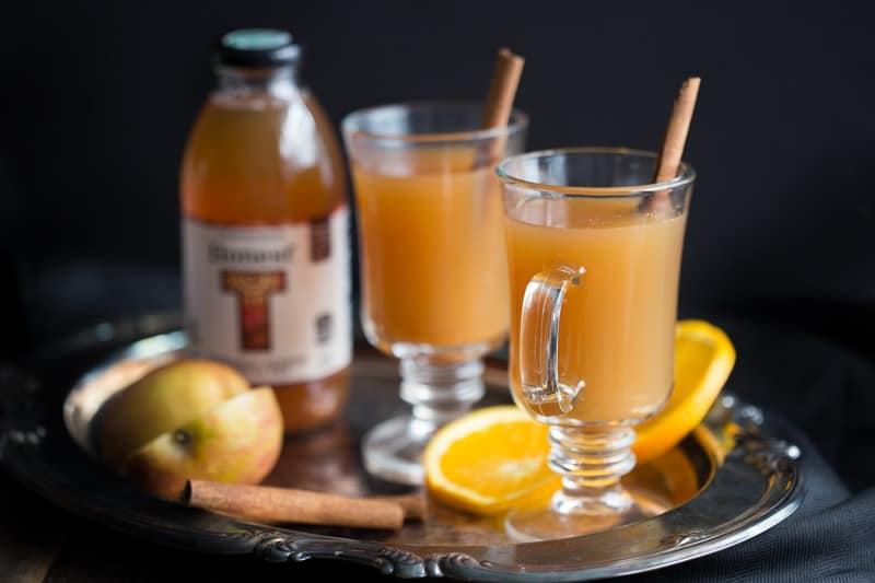 Spiced Apple Punch, Fall Recipes
