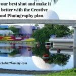 Epcot, Epcot Flower and Garden Festival, Adobe Creative Cloud Photography Plan