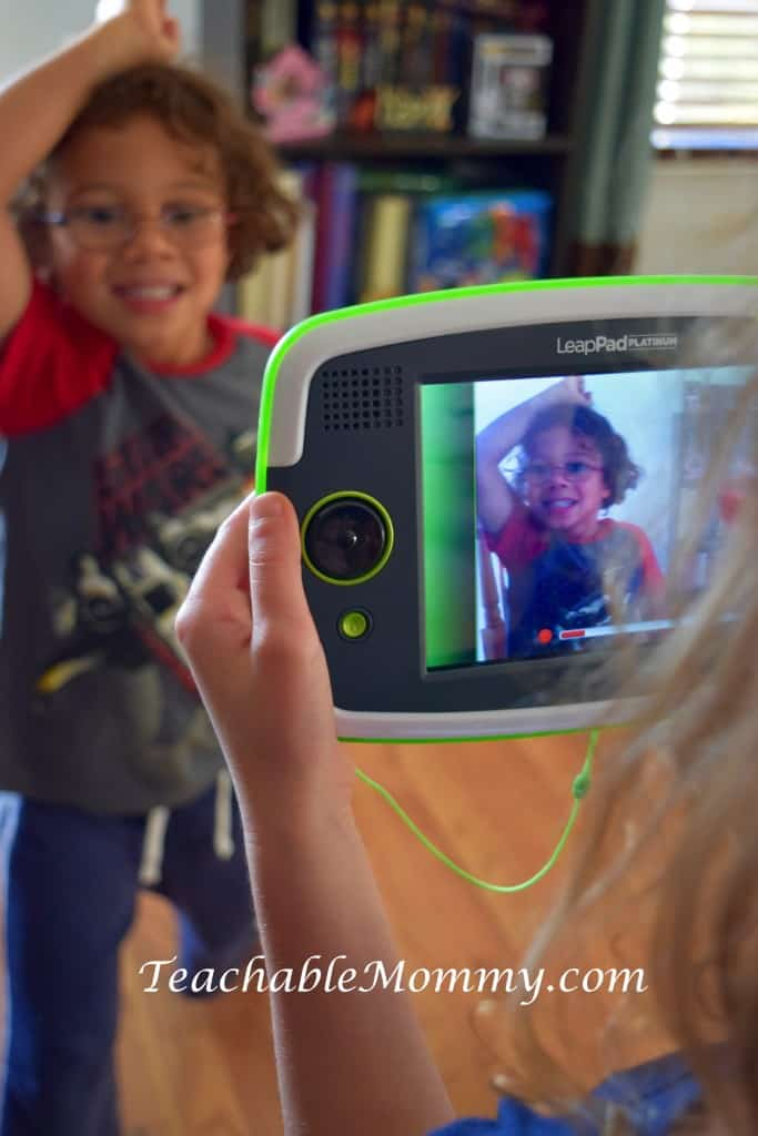 learning toys, LeapPad Platinum, Imagicard, #LeapBacktoSchool #LeapFrog, #LeapFrogMomSquad