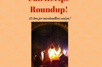 Fall Recipe Ideas, Fall recipe roundup