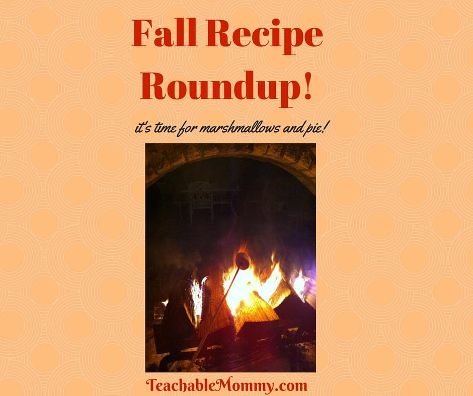 Fall Recipe Roundup!