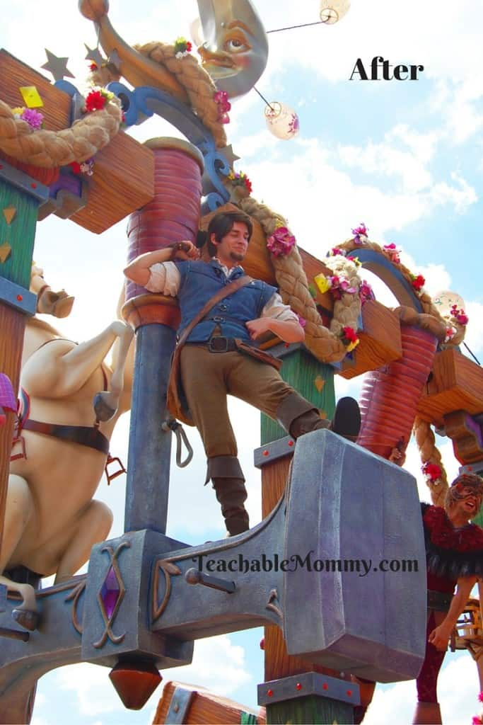 Flynn Rider, Festival of Fantasy Parade, Adobe Creative Cloud Photography Plan