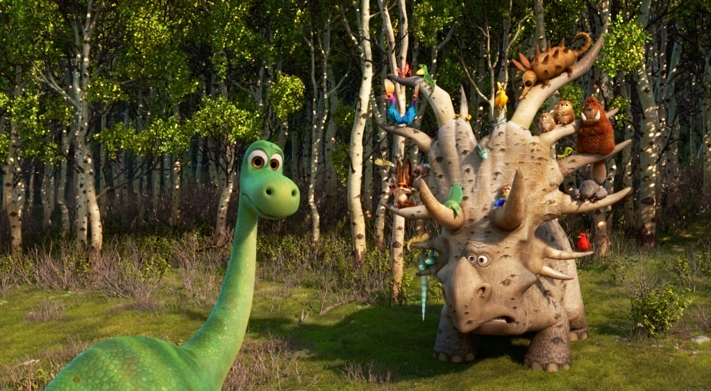 The Good Dinosaur free printable, free activities