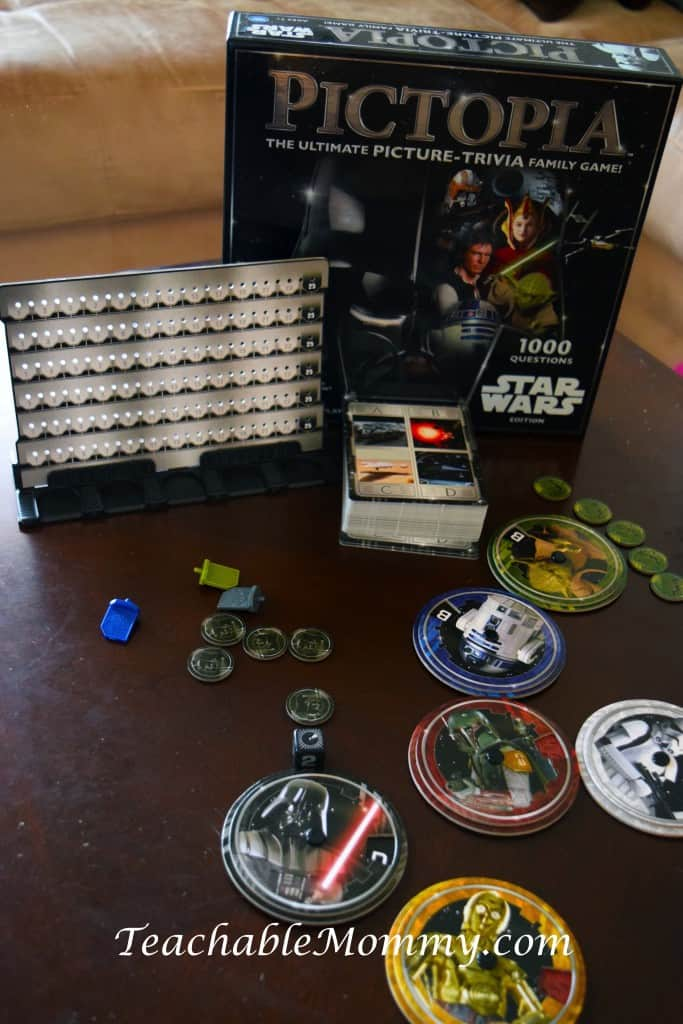 Star Wars Pictopia, Star Wars, Star Wars Game, Game Gift Guide