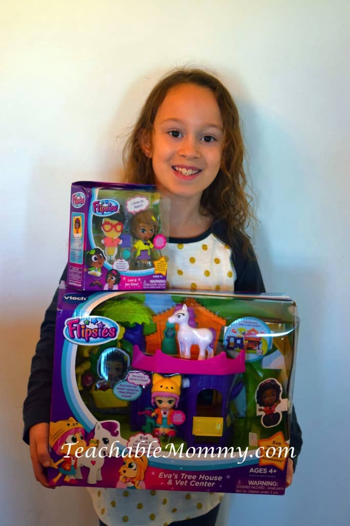 VTech Flipsies Review, VTech Flipsies