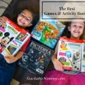 Must Have Games & Activity Books By Wonder Forge!