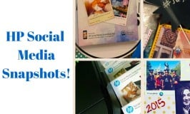 Girls' Night Fun with HP Social Media Snapshots!