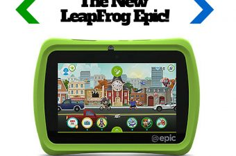 Explore Play Imagine and Create with LeapFrog EPIC!