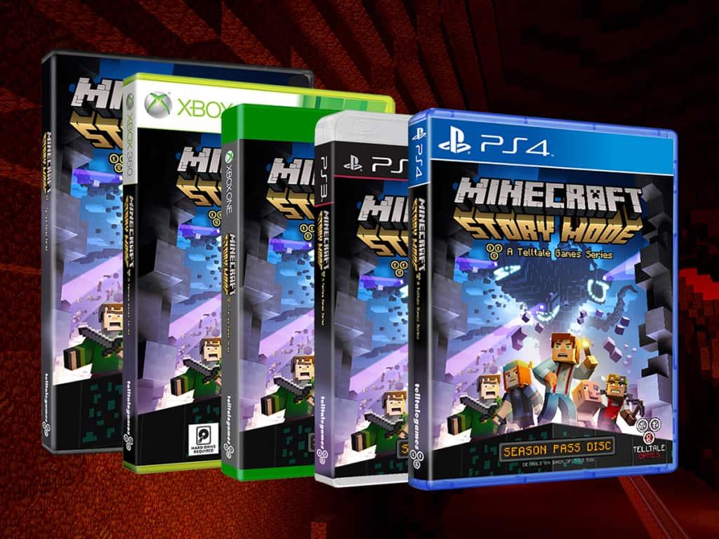Minecraft Story Mode, Minecraft, Minecraft Giveaway