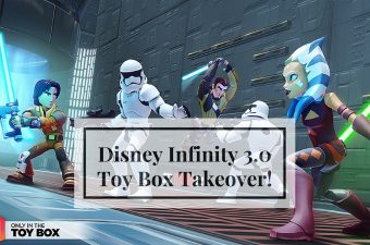 Disney Infinity 3.0 Toy Box Takeover, Disney Infinity Gameplay