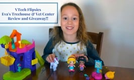 VTech Flipsies Review and Giveaway!