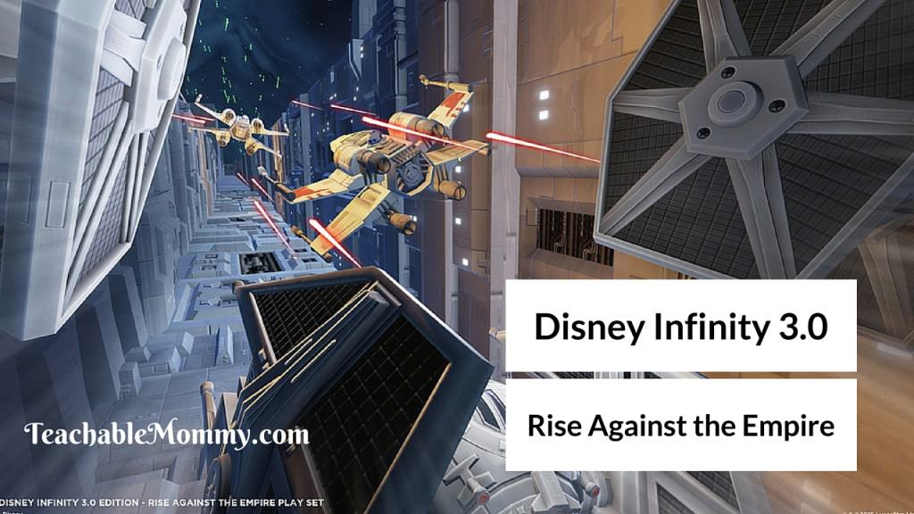 Disney Infinity 3.0 Rise Against the Empire Playset