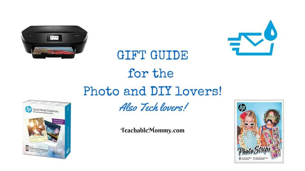HP Envy 5540, Instant Ink Deal, easy DIY photo gifts