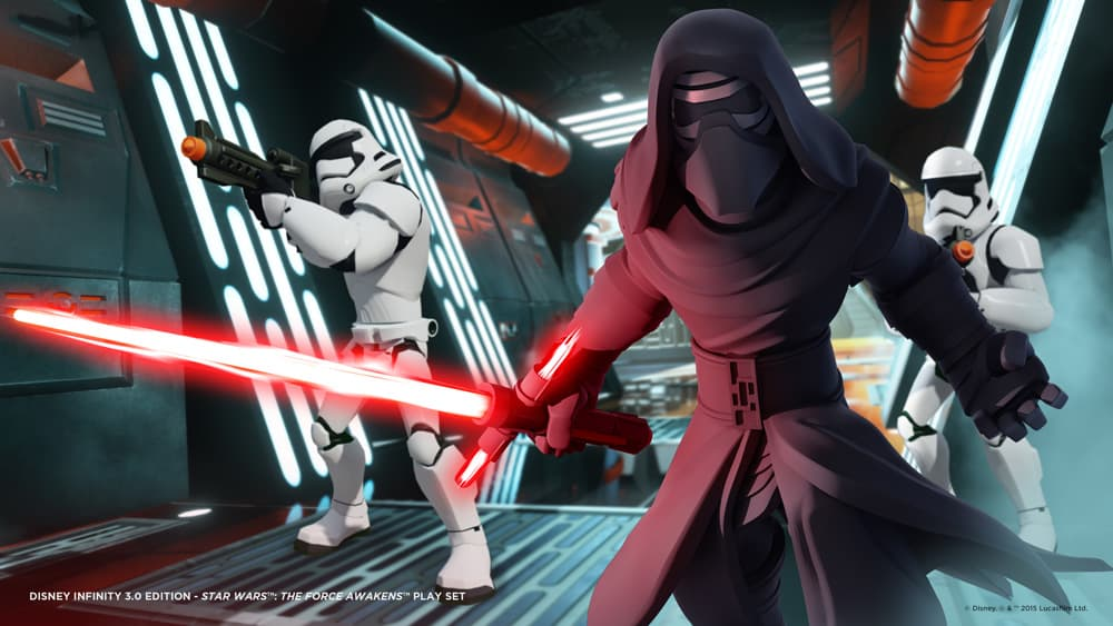 Disney Infinity 3.0 The Force Awakens Play Set