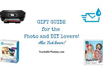 Must Have Gifts for Photo and DIY Lovers!