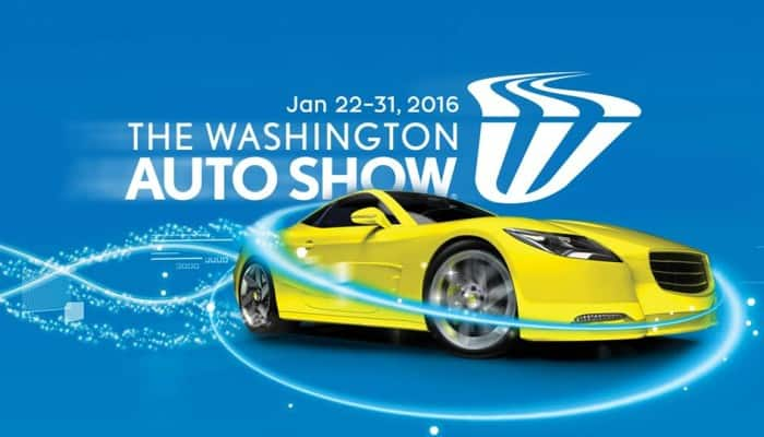 2016 Washington Auto Show!