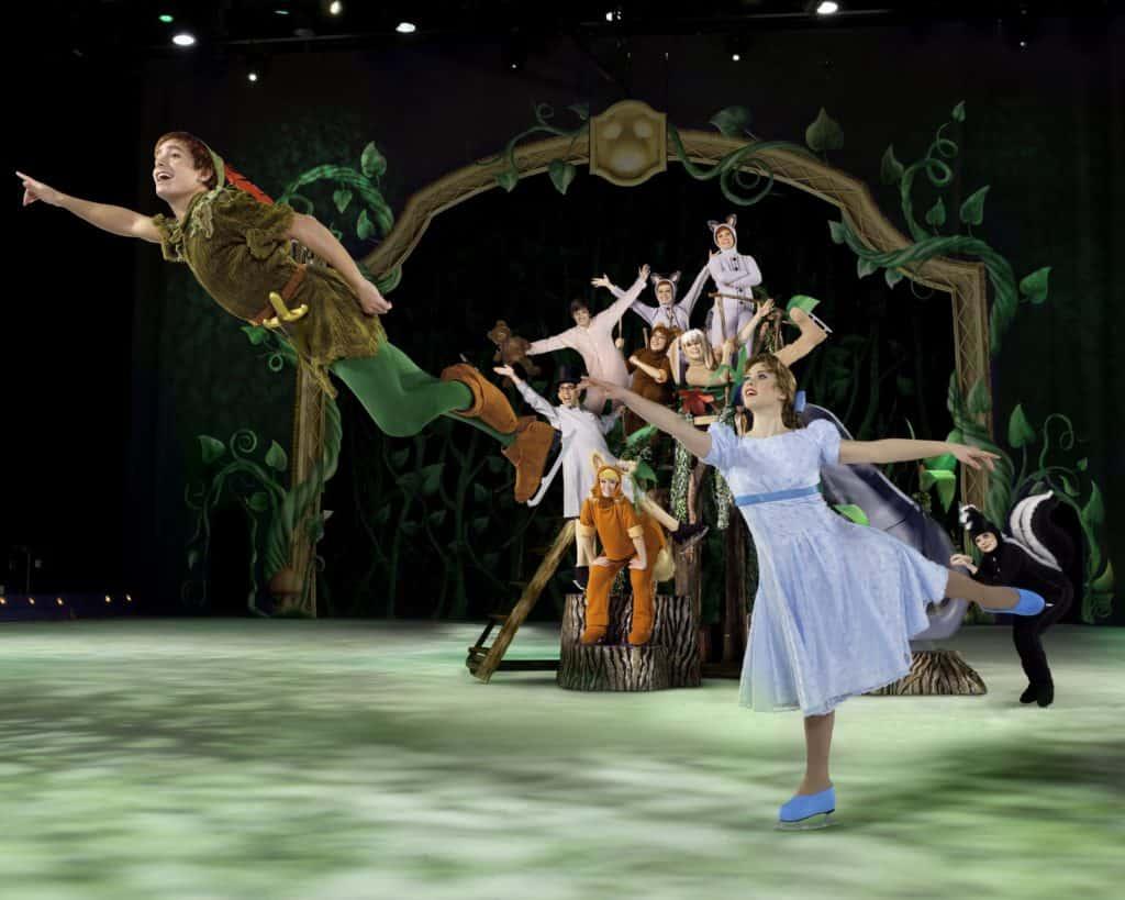 Disney On Ice Treasure Trove, Peter Pan