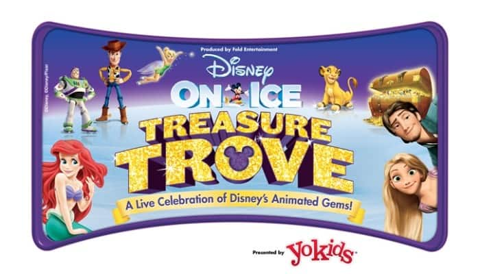 Disney On Ice Presents Treasure Trove Trivia!