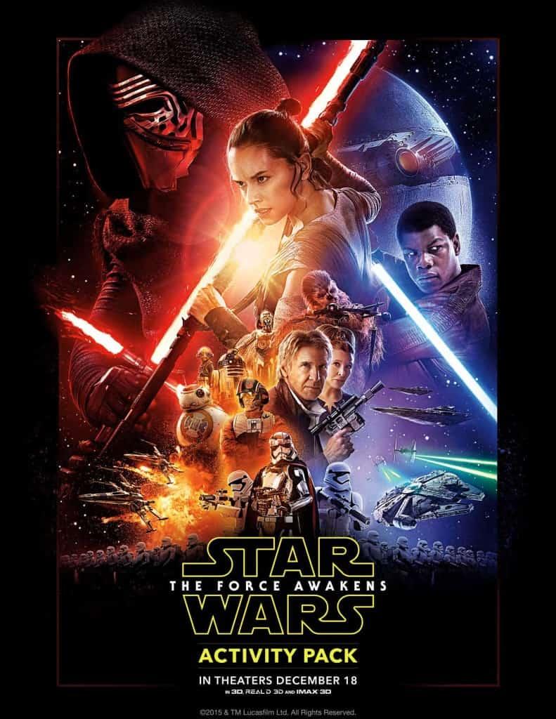Free Star Wars Coloring Sheets, Free Star Wars download, Free Star Wars printable, Star Wars The Force Awakens free printable