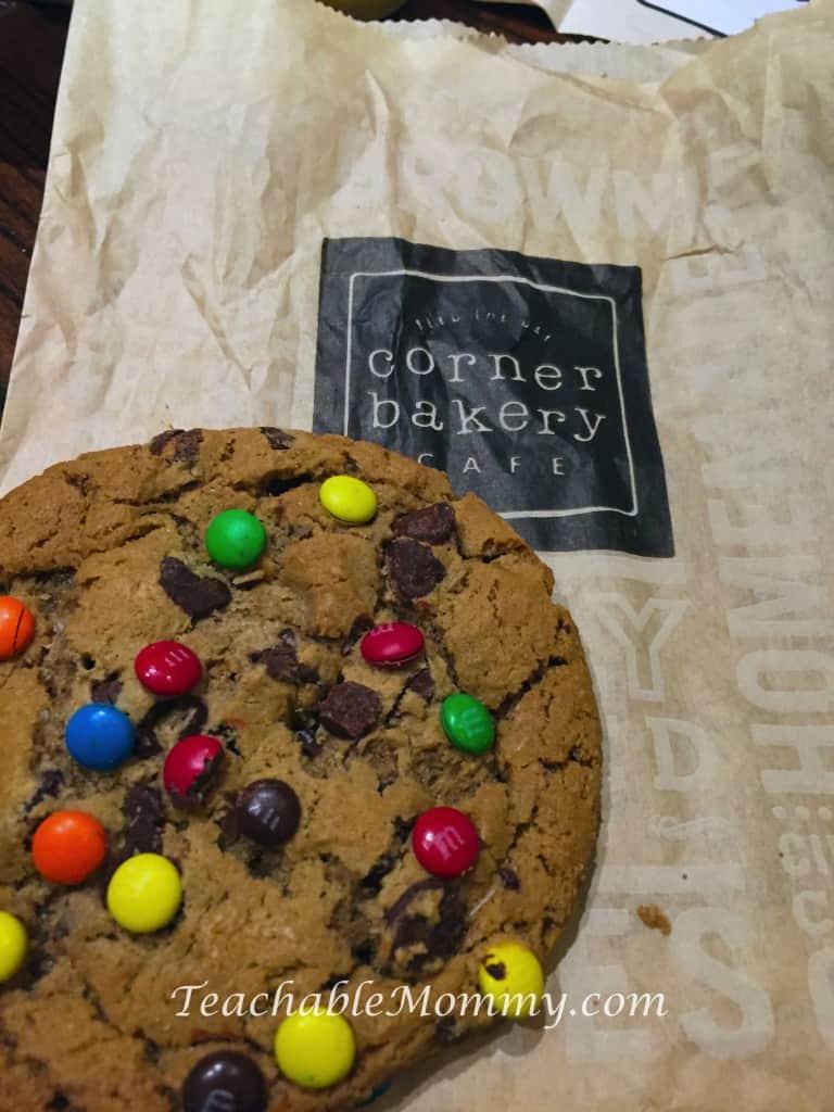 Corner Bakery Meals