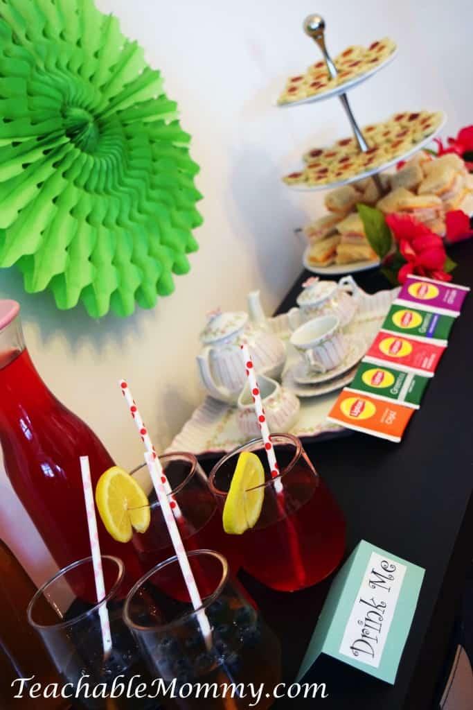 tea recipe, brunch ideas, #LiptonTeaTime #Sponsored