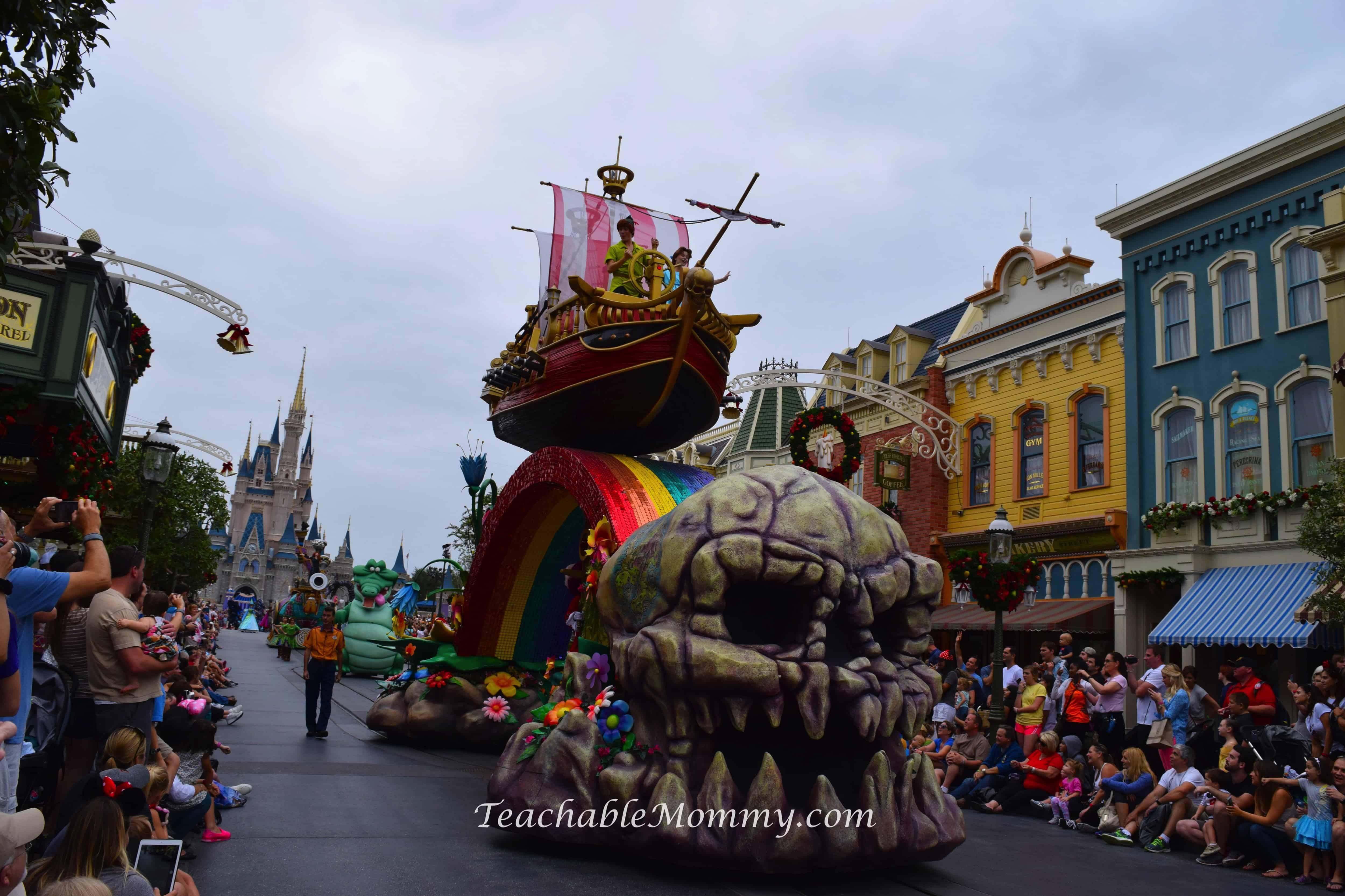Magic Kingdom Festival Of Fantasy Parade! - Teachable Mommy