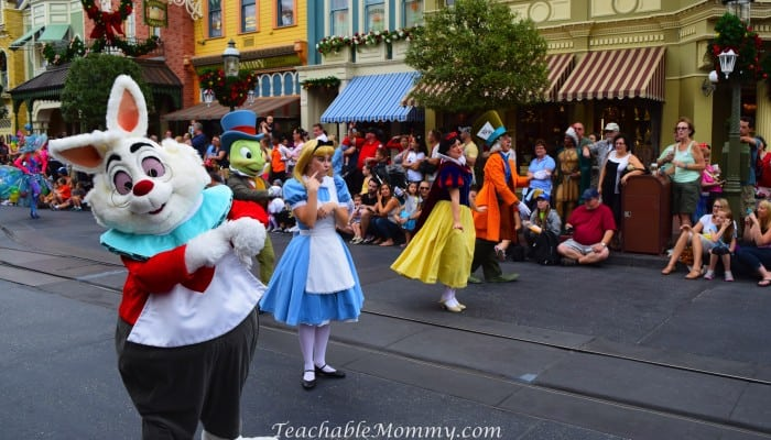 Magic Kingdom Festival Of Fantasy Parade!