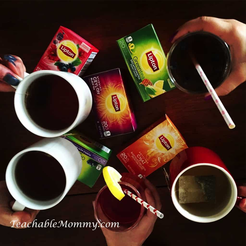 tea recipe, brunch ideas, #LiptonTeaTime #Sponsored