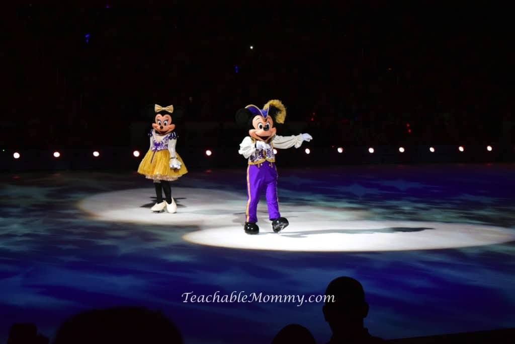 Disney On Ice, Disney on Ice Treasure Trove, Disney On Ice Mickey, Disney Shows, Disney Live shows, ice skating, sponsored
